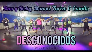 Mau y Ricky, Manuel Turizo, Camilo - Desconocidos - Zumba Fitness - Gonzalo Torrez