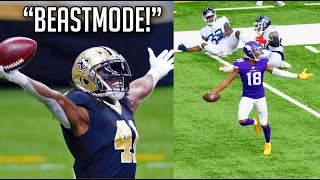 """NFL Best """"BEAST MODE!"""" Moments of the 2020-2021 Season 
