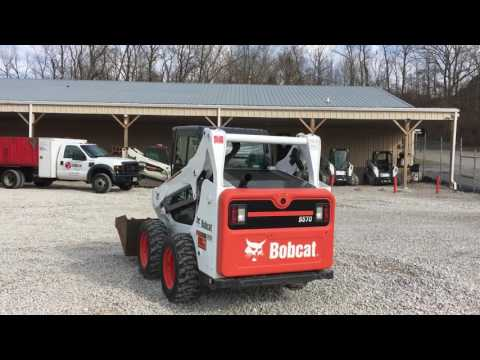 For Sale: Used Bobcat S570