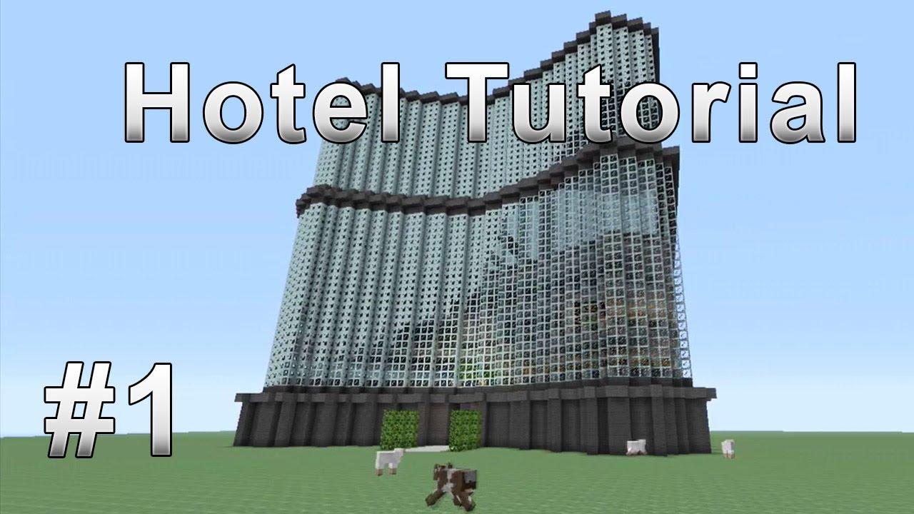 Hotel Tutorial Minecraft Xbox 360 – Dibujos Para Colorear