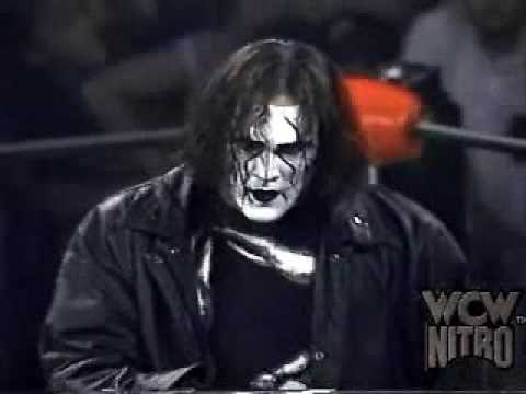 Sting WCW Titantron - YouTube