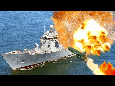 الجيش المغربي يعزز ترسانته الحربية البحرية بأسلحة ثورية