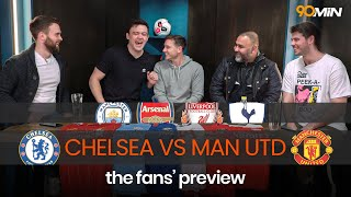 CHELSEA VS MAN UTD! Can Bruno Fernandes push Man United into the Top 4 over Chelsea?