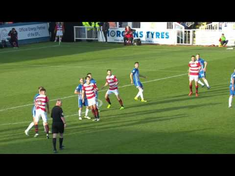 Hartlepool United vs Doncaster Rovers