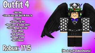 10 Awesome Roblox Outfits Fan Edition 14 Xemika