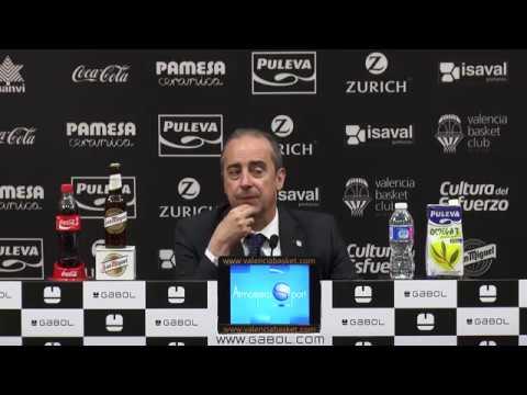 Valencia Basket vs Movistar Estudiantes