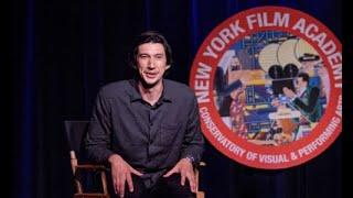 NYFA Guest Speaker Series: Adam Driver