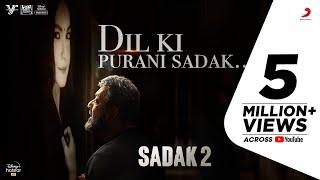 Sadak 2 song promo- Sanjay Dutta, Alia, Aditya, Pooja..