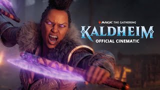 Kaldheim Official Cinematic – Magic: The Gathering