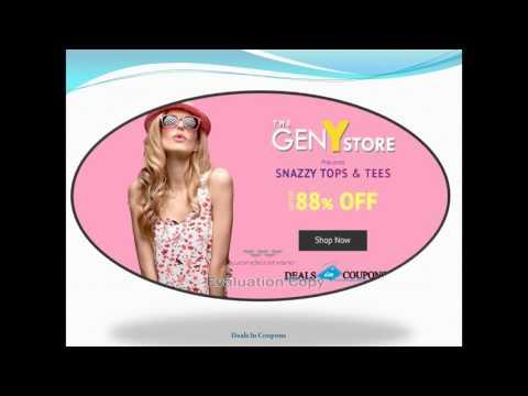 Grab Shoppers Stop Online Discount Deals on DealsinCoupons