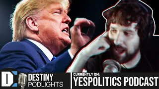 Deep state, Republican hypocrisy & more - Destiny on the Yes Politics podcast
