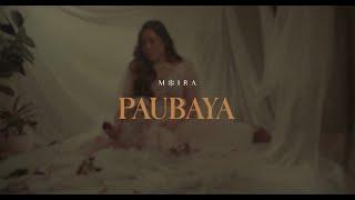 PAUBAYA Lyric Video |  Moira Dela Torre