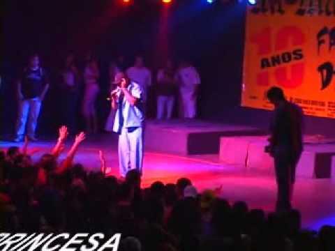 Baixar DVD MC MARCINHO 10 ANOS - PRINCESA - DJ TONY