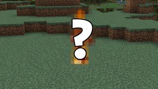 Minecraft's Secret Mob