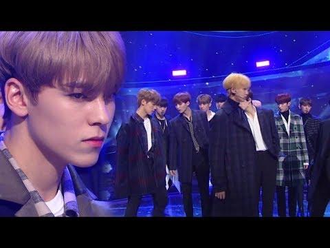 《Special Stage》 SEVENTEEN(세븐틴) - 모자를 눌러 쓰고 @인기가요 Inkigayo 20171210