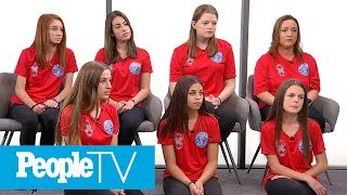 Stoneman Douglas Shooting Victim's Mother & Friends Speak Out About School Safety | PeopleTV