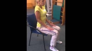 pratimai kaklui hipertenzijai video)