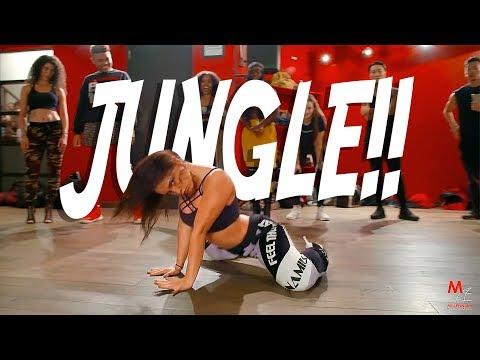 SONNY - Jungle!! - Choreography by @NikaKljun