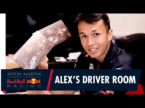 Hanging Out With Alex Albon Between Races At The Red Bull Ring