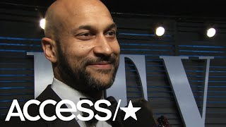 Keegan-Michael Key Reacts To Jordan Peele's Oscar Win & Shares The History Of 'Get Out' | Access