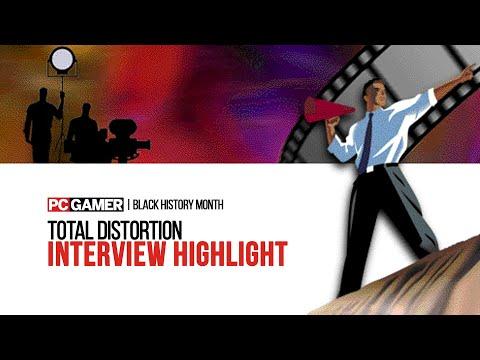 Total Distortion - John Henry Thompson Interview Highlight