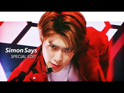 NCT 127 'Simon Says' Stage Mix(교차편집) Special Edit.