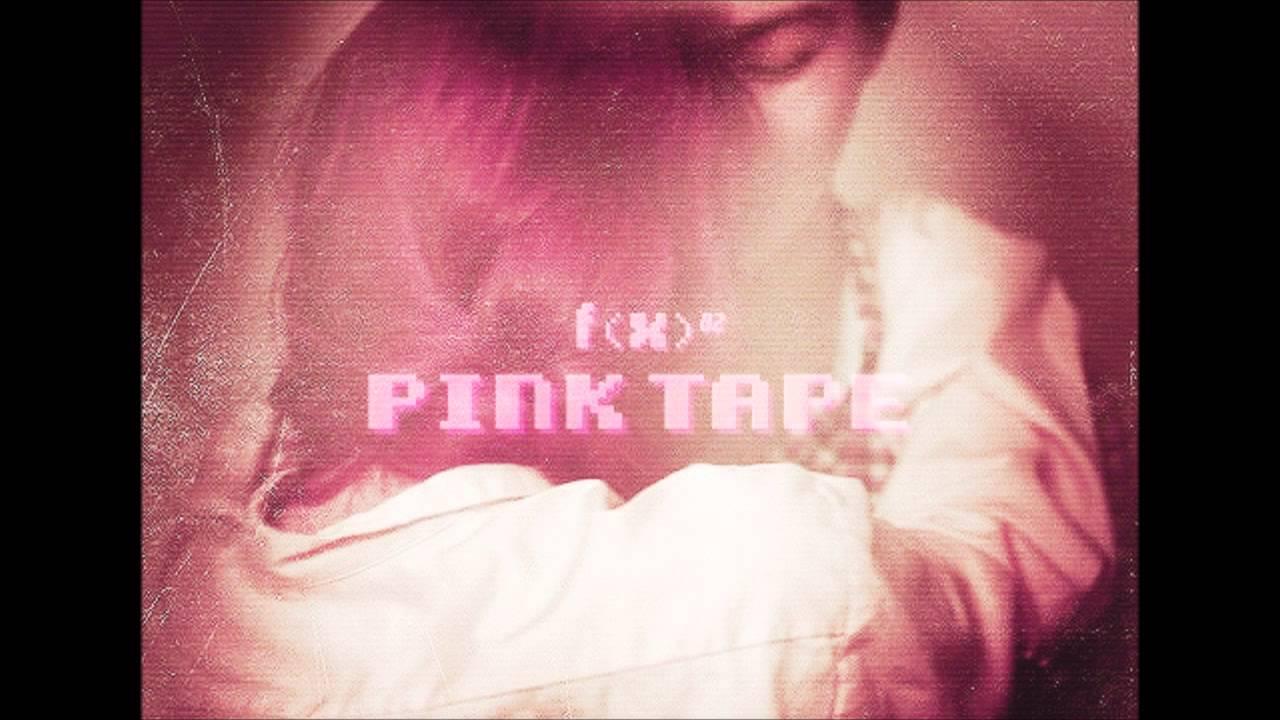 에프엑스 f(x) - 미행 (Shadow) Preview - The 2nd Album 'Pink Tape ... F(x) Pink Tape Kai