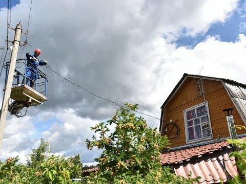 В Ярославле начали замену уличного освещения