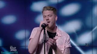 Pentatonix perform New Rules x Are You That Somebody? (Live with Kelly and Ryan 16 April 2018)