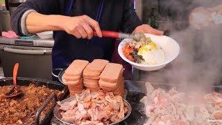 노량진 컵밥 - 골목식당 회기동 땡스컵밥 가기 전 꼭 먹어봐야 하는 원조 컵밥 (회기동 컵밥 백종원 컵밥) - Cupbop Korean Street Food in Seoul