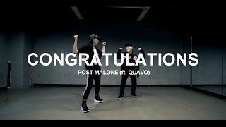 CONGRATULATIONS -  POST MALONE (ft. QUAVO) / CHOREOGRAPHY - Soi JANG