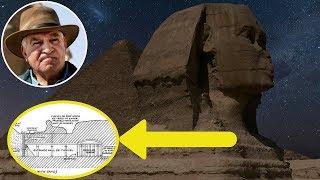 La Cité Cachée Sous le Sphinx - Zahi Hawass - Horus Magazine