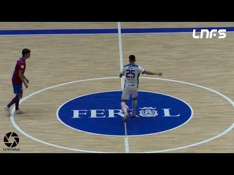 O Parrulo 9-5 Barça B Jornada 6 Segunda División Temp 21/22