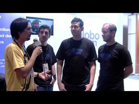 Entrevista BrazilJS 2016 - Globo.com