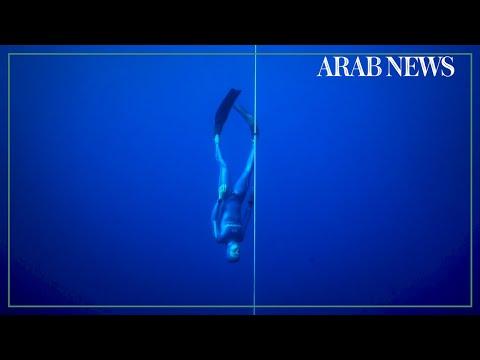 Freediving: Frenchman Arnaud Jerald breaks world record