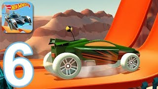 Hot Wheels: Race Off - Gameplay Walkthrough Part 6 - Levels 17-20 (iOS, Android)