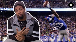 Odell Beckham Jr. Reacts to His INSANE Rookie Season (2014 Hey Rookie)