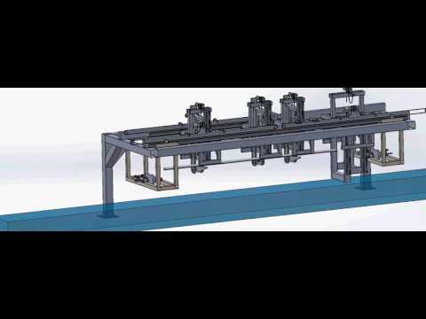 Automated Straightness System