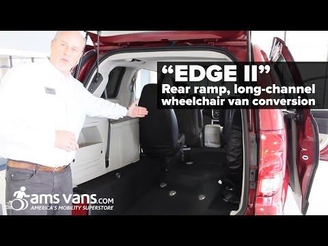 AMS Edge II Conversion Quick-look   AMS Vans