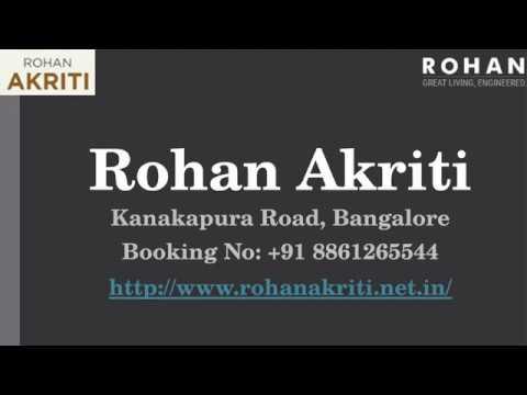 Rohan Akriti South Bangalore