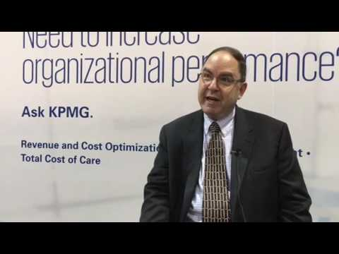 Dr. Richard Bakalar, managing director at KPMG LLP, discusses the the improving technological, economic and regulatory climate for using virtual care -- telehealth (clinician-to-patient) and telemedicine (clinician-to-clinician).
