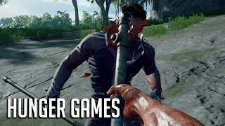 THE HUNGER GAMES! The Culling - Annoying People To Death