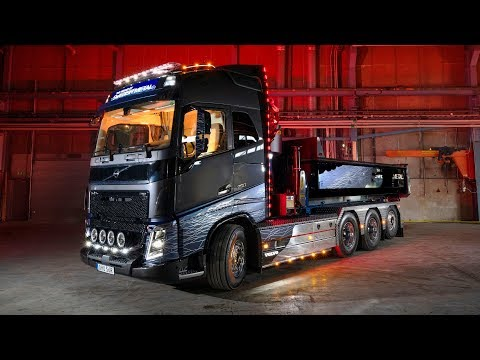 Volvo Trucks ? We proudly present: The Sound of Swedish Metal ? ?Welcome to my cab ? light?
