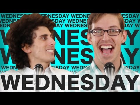 Why Wednesday Is The Best • A Song