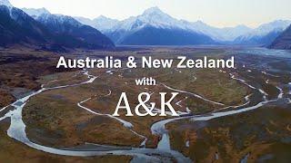 Australia & New Zealand Tours with Abercrombie & Kent