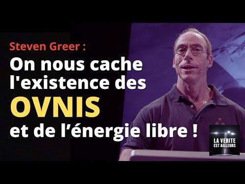 """★ """"On nous cache l'existence des OVNIS et de l'énergie libre""""  déclare le Dr Steven Greer Nouvel Ordre Mondial, Nouvel Ordre Mondial Actualit�, Nouvel Ordre Mondial illuminati"""