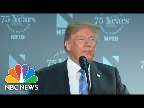 President Donald Trump: Immigrant Families 'Cannot Be Detained Together' | NBC News
