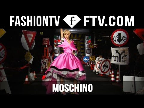 Moschino Spring/Summer 2016 Collection at Milan Fashion Week