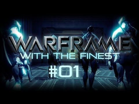 Warframe W/ Max & Danny - Part 1 Of 2 - SPACE NINJAS!!!!! - Smashpipe Games