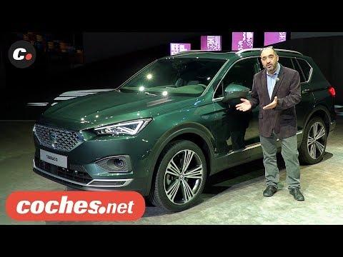 SEAT Tarraco SUV 7 plazas | Presentacio?n Esta?tica / Review en español | coches.net